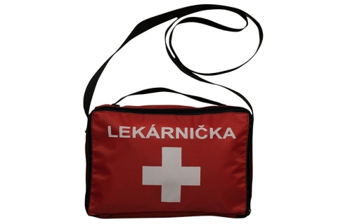 First aid kit for school trips and leisure time